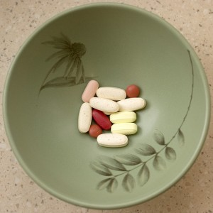 Bowl of Pills, Photo by rselph, CC BY 2.0