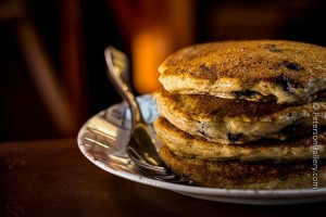 SpeltBlueberry Pancakes recipe a nontraditional Thanksgiving feast New on thehellip