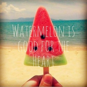 Watermelon has the highest concentrations of lycopene of any freshhellip