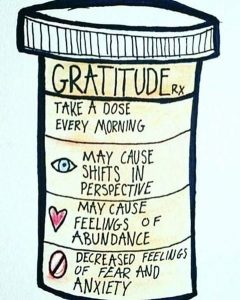 A prescription thats good for your heart! gratefulheart